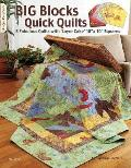 Big Blocks Quick Quilts: 8 Fabulous Quilts with 'Layer Cake' 10x10 Squares