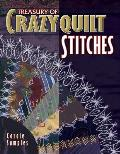 Treasury Of Crazy Quilt Stitches