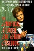 Unofficial Murder She Wrote Casebook