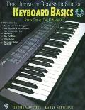 Ultimate Beginner Keyboard Basics Steps One & Two Book & CD With CD