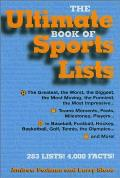Ultimate Book Of Sports Lists