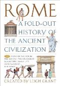 Rome A Fold Out History of the Ancient Civilization