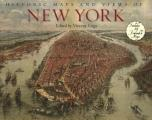 Historic Maps & Views Of New York