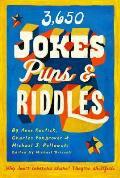 3650 Jokes Puns & Riddles