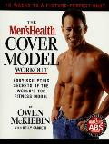 Mens Health Cover Model Workout