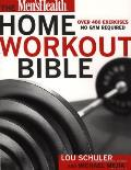 Mens Health Home Workout Bible