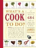 Whats a Cook to Do An Illustrated Guide to 484 Essential Tools Tips Techniques & Tricks