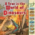 Year In The World Of Dinosaurs