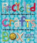 Recycled Crafts Box Sock Puppets Cardboard Castles Bottle Bugs & 37 More Earth Friendly Projects & Activities You Can Create