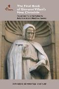 The Final Book of Giovanni Villani's New Chronicle