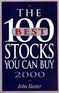 100 Best Stocks You Can Buy 2000
