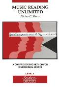 Music Reading Unlimited: A Comprehensive Method for High School Choirs Level 2 Book (Stude