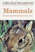 Mammals A Guide To Familiar American Species