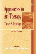 Approaches to Art Therapy Theory & Technique