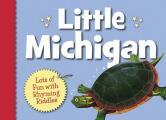 Little Michigan Board Book