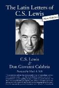 The Latin Letters of C. S. Lewis