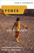 Power and Principle: Human Rights Programming in International Organizations