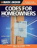 Black & Decker Codes for Homeowners Electrical Mechanical Plumbing Building Updated through 2014