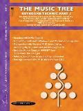 The Music Tree Keyboard Technic: Part 3, 2 CDs & 2 General MIDI Disks