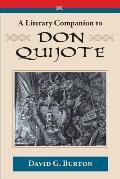 A Literary Companion to Don Quijote