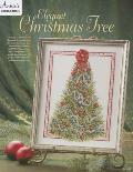 Elegant Christmas Tree Cross Stitch