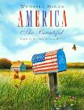 America the Beautiful with Paperback Book(s)