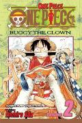 One Piece 02 Buggy the Clown