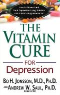 Vitamin Cure for Depression How to Prevent & Treat Depression Using Nutrition & Vitamin Supplementation