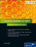 Function Modules in ABAP: A Quick Reference Guide