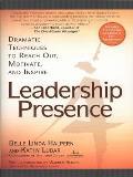 Leadership Presence Dramatic Technique