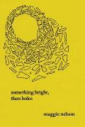 Something Bright Then Holes Poems