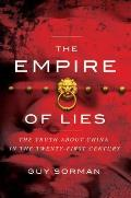 Empire of Lies The Truth about China in the Twenty First Century