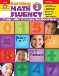Building Math Fluency Grade 3 [With Transparency(s)]