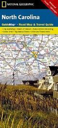 North Carolina Guidemap