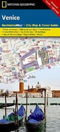 National Geographic Destination City Map||||Venice