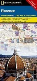 National Geographic Destination City Map||||Florence