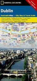 National Geographic Destination City Map||||Dublin