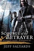 Scourge of the Betrayer Bloodsounders ARC Book One