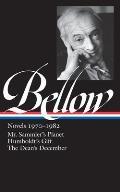 Bellow Novels 1970 1982