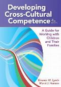 Developing Cross Cultural Competence 4th Edition