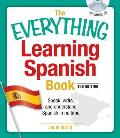 Everything Learning Spanish Book Speak Write & Understand Basic Spanish in No Time With CD