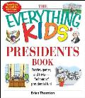 Everything Kids Presidents Book Puzzles Games & Trivia For Hours of Presidential Fun