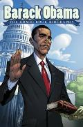Barack Obama The Comic Book Biography