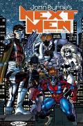 Next Men Premiere Edition Volume 2