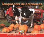 Temporada de Calabazas (Pumpkin Time)
