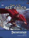 Flight of the Red Raven Pathfinder RPG