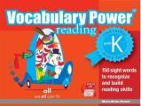 Vocabulary Power Reading For Kindergart