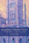 Masonic Perspectives: The Thoughts of a Grand Secretary