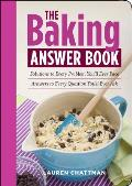 Baking Answer Book