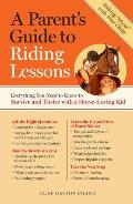 Parents Guide to Riding Lessons